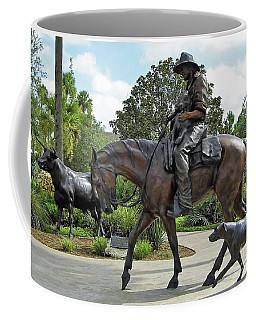 Cracker Cowboy And His Dog Coffee Mug