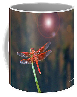 Crackerjack Dragonfly Coffee Mug