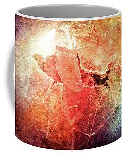 Cracks Of Colors Coffee Mug