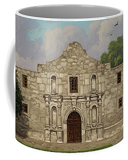 Cradle Of Texas Liberty Coffee Mug