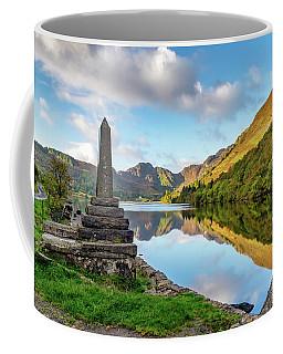Crafnant Lake Obelisk Coffee Mug