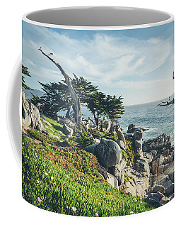 Craggy Coast Coffee Mug