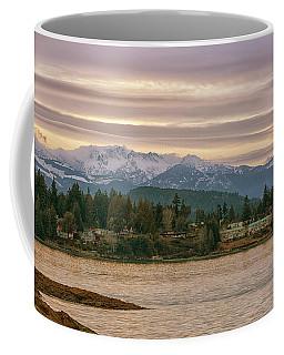 Coffee Mug featuring the photograph Craig Bay by Randy Hall