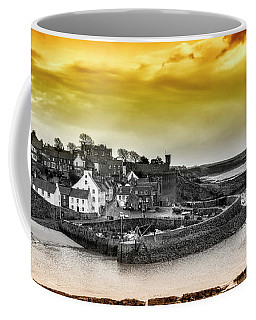 Crail Harbour Coffee Mug