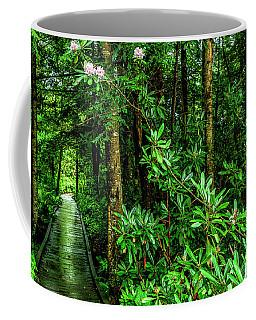 Cranberry Glades Boardwalk Coffee Mug