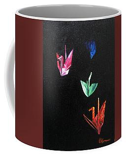 Crane Flight Coffee Mug