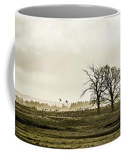 Crane Hill Coffee Mug by Torbjorn Swenelius