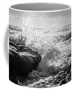 Wave Crashing  Coffee Mug