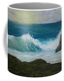 Crashing Wave 3 Coffee Mug