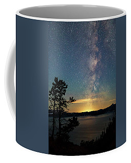 Crater Lake Milky Way Coffee Mug