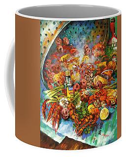 Crawfish Time Coffee Mug