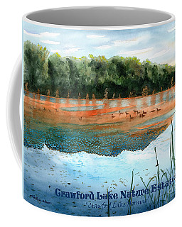 Crawford Lake Nature Estates Coffee Mug by LeAnne Sowa
