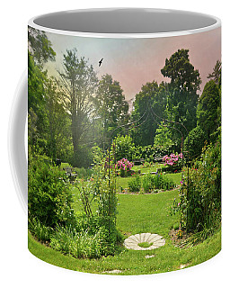 Crawford Trellis Coffee Mug