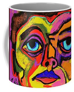 Crayon Bob Coffee Mug