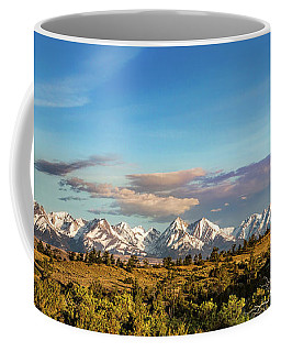Crazy Mountains Coffee Mug