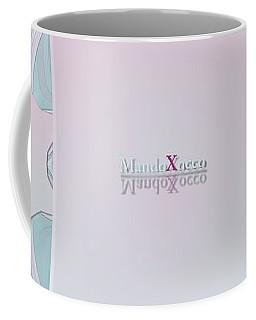 Cream Mint Medi Coffee Mug