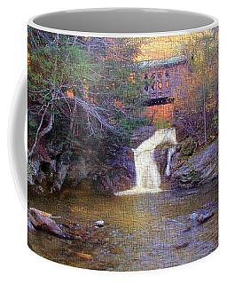 Creamery Bridge Coffee Mug by John Selmer Sr
