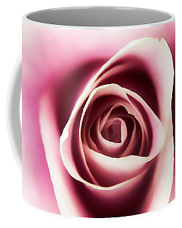 Creamy Pink Coffee Mug