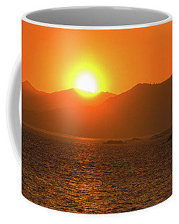 Create A Life That Feels Good On The Inside, Not One That Just Looks Good On The Outside. Coffee Mug