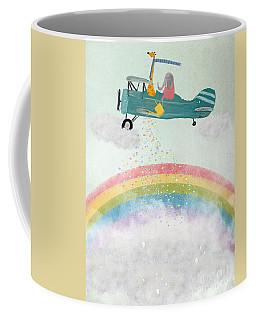 Creating Rainbows Coffee Mug