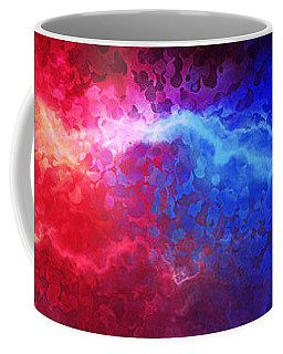 Creation - Abstract Art Coffee Mug