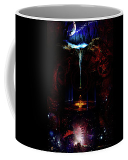 Creation Of Time Coffee Mug
