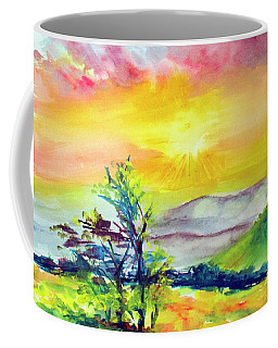 Creation Sings Coffee Mug