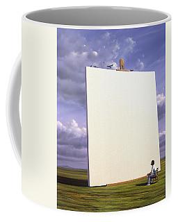 Easel Coffee Mugs