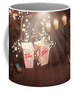 Creative Still Life Home Entertainment Photo Coffee Mug