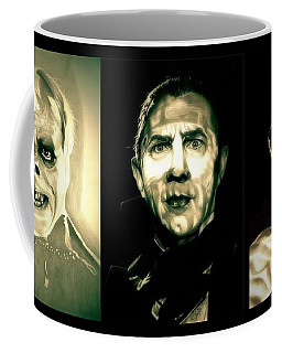 Creature Feature Coffee Mug
