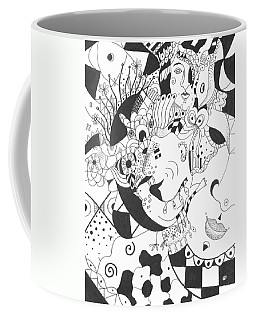 Creatures And Features Coffee Mug