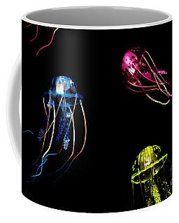 Creatures Of The Deep Coffee Mug