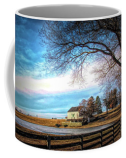 Crebilly Farm, West Chester, Pennsylvania Usa Coffee Mug