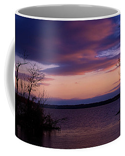 Creek At Day Break Coffee Mug