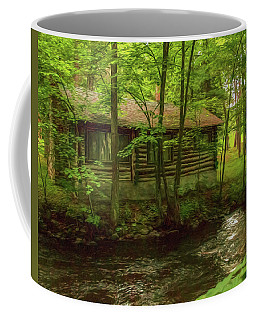 Creekside Cottage 2 Coffee Mug