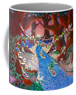 Creekside Fairy Celebration Coffee Mug