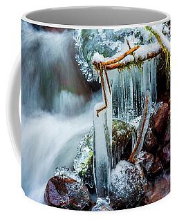 Creekside Icicles Coffee Mug