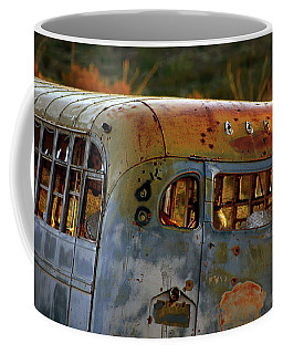 Coffee Mug featuring the photograph Creepers by Trish Mistric