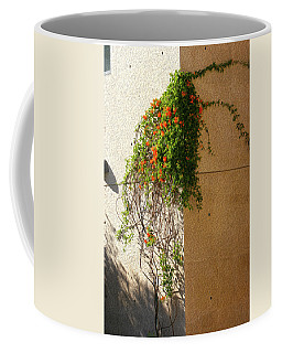 Creeping Plants Coffee Mug
