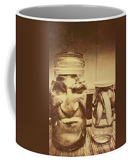 Creepy Halloween Scenes Coffee Mug