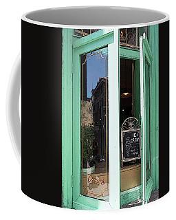 Creme Coffee Mug