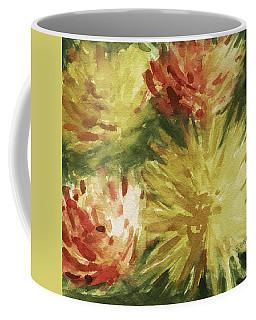 Modern Impressionist Coffee Mugs