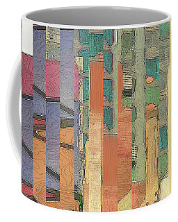 Crenellations Coffee Mug