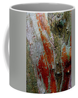 Crepe Myrtle Abstract3 Coffee Mug