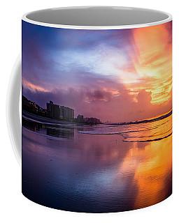 Crescent Beach Sunrise Coffee Mug