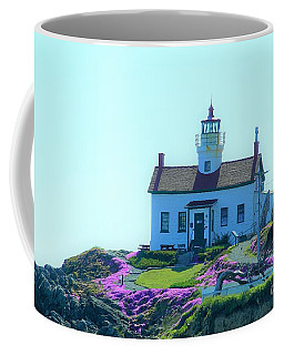Crescent City Lighthouse Coffee Mug
