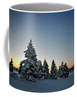 Crescent Dawn Coffee Mug