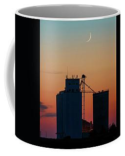 Crescent Moon At Laird 01 Coffee Mug