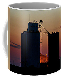 Crescent Moon At Laird 04 Coffee Mug