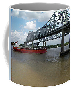 Cresent City Connection Coffee Mug by Garland Oldham